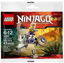 LEGO Ninjago Anacondrai Battle Mech Mini Set 30291 Bagged - ToyWiz