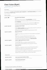 Sample It Project Manager Resume Simple Resume Examples For Jobs Inspiration Project Manager Resume Sample