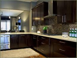 Expresso Kitchen Cabinets Espresso Kitchen Cabinets Home Decorating Ideas