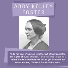 Abby's House - Abby Kelley Foster served as a lecturer,... | Facebook