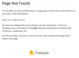 Angular(5) Firebase Deployment Issue - Stack Overflow