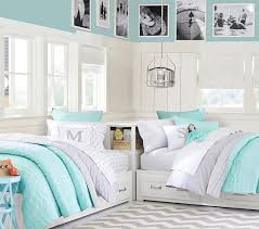 kids bedrooms for two. Modren Kids An Lshaped Layout Of Beds Anchored By A Shared Headboard Maximizes Space  In This Bedroom For Two Children Coordinated Bedding Completes The Look And Kids Bedrooms For Two E
