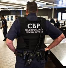 meet cbp officer black army veteran us customs and border protection was a natural transition from military service for me cbp officer job description