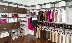 walk in closet women. Interesting Women Organized Living FreedomRail Womanu0027s WalkIn Closet Contemporarybedroom And Walk In Women I