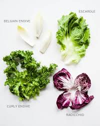 Lettuce Types Chart A Guide To Salad Greens