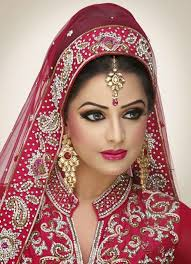 trend for indian bridal makeup
