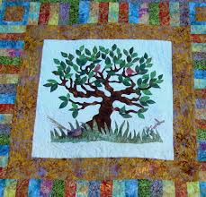 Tree Quilt Patterns Mesmerizing Fig Tree Quilt Patterns Baby Quilt Crib Tree Quilt Patterns For