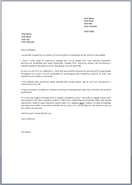gallery of cover letter template uk layout of cover letter