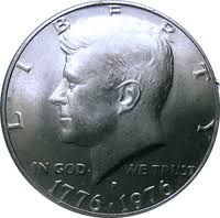 1976 D Kennedy Half Dollar Value Cointrackers