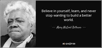 Mary Mcleod Bethune Quotes Extraordinary TOP 48 QUOTES BY MARY MCLEOD BETHUNE AZ Quotes
