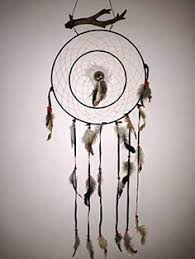 Tree Branch Dream Catcher Kaly Arya Handmade Girl And Wolf Dream Catcher Home 28