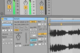 Josh's music has been used in several tv shows, such as mtv's damage control, room raiders. How To Warp Vocals In Ableton Live Quickly Icon Collective Music School