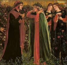 in the heaven of knowing dante s paradiso the imaginative dante gabriel rossetti salutation of beatrice 2