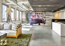 award winning office design. SBID Awards - Office Design Elkus Manfredi Architects Potamus Trading Award Winning T