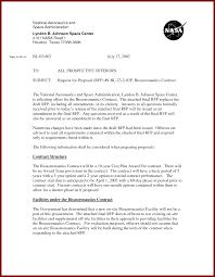 18 Proposal Letter Sample Doc Sendletters Info