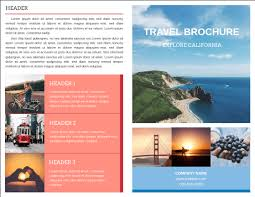 brochure template brochure templates top 25 free and paid options