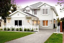 Hampton Style Home Designs Nsw Hampton Style Home Front Elevation By The Team At Nhbb Com