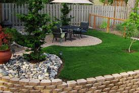 Fantastic Backyard Landscape Designs On A Budget On Home Design Furniture  Decorating with Backyard Landscape Designs .