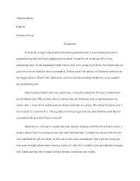 Essay Narrative Example Narrative Essay Examples High Essays