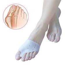 <b>1pair</b>=<b>2pcs Hallux valgus Orthotics</b>,<b>Silicone</b> Toes Separator The big ...