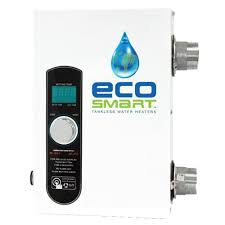 EcoSmart 11 kW Self-Modulating Electric Tankless Water Heater-ECO 11 - The  Home Depot