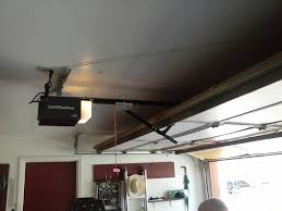 new garage door openerNew Liftmaster Garage Door Opener Installation