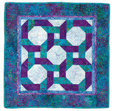 Snowball quilt pattern with Bright Hopes blocks from the book ... & Snowball quilt pattern with Bright Hopes blocks from the book Snowball  Quilts Adamdwight.com