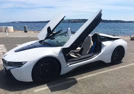 Rent A Bmw I8 In Nice Cannes Monaco By Locare Club Luxury Car Rental