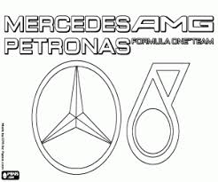 F1 Formula 1 Flags Emblems And Logos Coloring Pages Printable Games