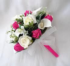 Silk Wedding Bouquets Diy The Benefits Of Using Silk Wedding Budget Wedding Bouquets Sydney