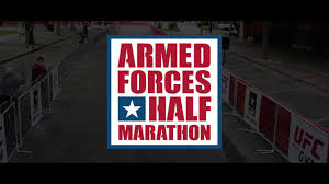 Air Force Marathon Elevation Chart Armed Forces Half Marathon A Race To Remember