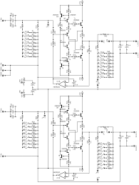 Subwoofer crossover circuit wiring diagram ponents