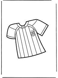 Coloring Pages Soccer Jersey Coloring Sheets Soccer Mls West Free