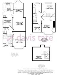 where to add a downstairs toilet in 1930s terraced house house extension layout
