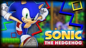sonic the hedgehog wallpapers sonic the hedgehog hd wallpaper