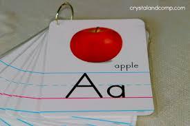 Make A Flip Chart Online Teach Your Preschooler Their Abcs