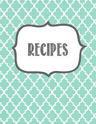recipes binder cover. Fine Binder Thinking Of Creating A Recipe Binder For My Own Place  Throughout Recipes Binder Cover Pinterest