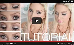 you makeup videos are one part consumer reports one part social a and one part performance art women as young as junior high post videos of