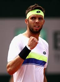 Jiri Vesely finding his target one match at a time