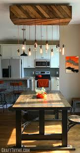 diy kitchen lighting. DIY Industrial Light Fixture Tutorial Diy Kitchen Lighting