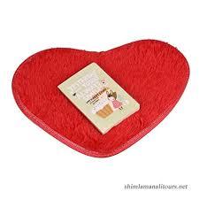 bathroom mats festiday soft heart shaped 4028cm non slip bath mats kitchen bathroom colorful rugs toilet