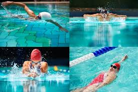 Overview Of Common Swimming Strokes Styles
