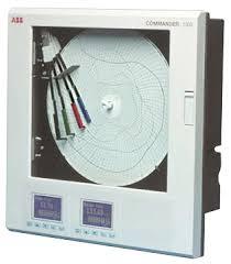 Abb C1300 Advanced Circular Chart Recorder