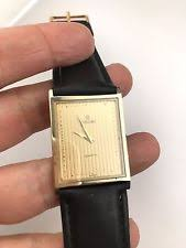concord mens watch exceptional men s 14k yellow gold super thin concord large quartz watch