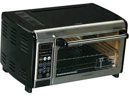 hamilton beach countertop oven with convection rotisserie beach oven with convection and rotisserie easy reach silver
