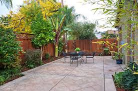 landscape designs for backyards without