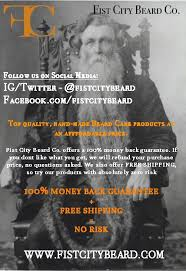 best beard styles images beard styles for men give fist city beard co a try absolutely zero risk 100% money