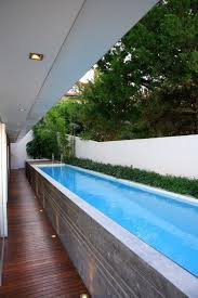 Image Backyard Small Space Swimming Lap Pools Pinterest Small Space Swimming Lap Pools Lap Pool Designs Pinterest In