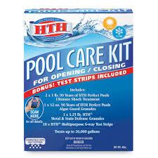 Pool Maintenance 101 Hth Pools