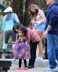 Beyonce and Solange were spotted at the Griffith Park   News Ghana